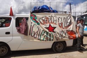 camioneta Galeano
